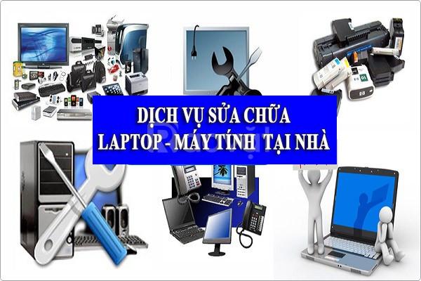 Sửa máy tính PC - Laptop tại nhà, HN