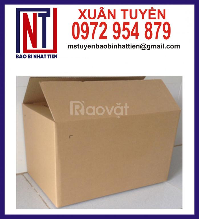 Cung cấp thùng carton đa dạng kích thước