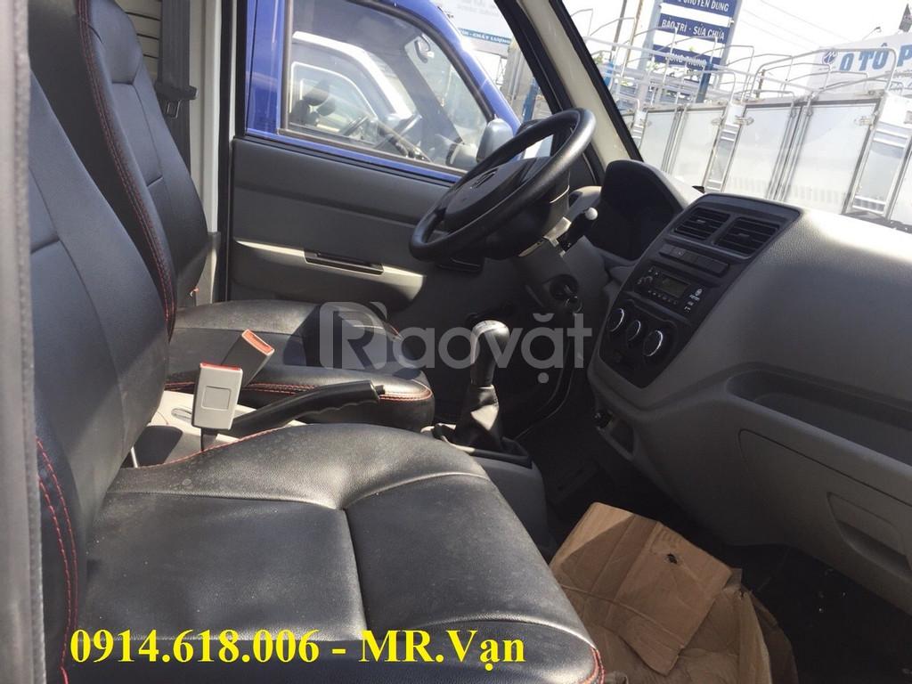 Xe tải Fotton 990KG đời 2018 giá tốt, xe nhập khẩu.