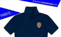 Cơ sở may áo thun đồng phục màu xanh đen