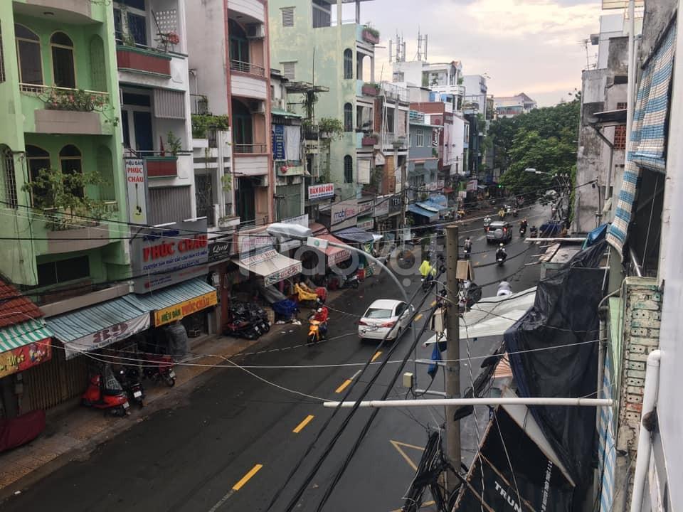 Bán nhà mặt phố đường Thành Thái, Quận 10. 43,3m2, giá 7,2 tỷ. (ảnh 1)