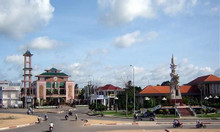 Đất thổ cư mặt tiền Tỉnh lộ 8 – Trung tâm thị trấn Củ Chi