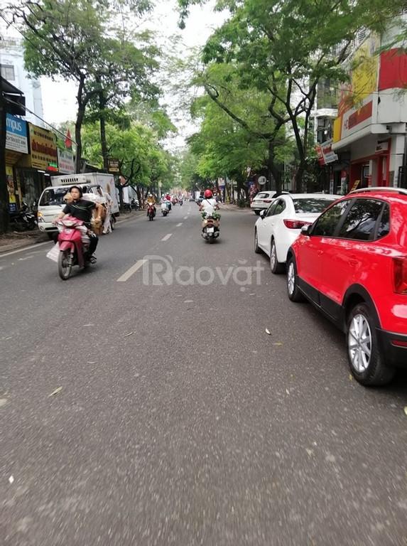 Bán nhà Phân Lô Nguyên Hồng diện tích 58m2 mặt tiền 5m gara ô tô kinh doanh