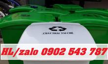Thùng rác y tế 20 lít, thùng rác đạp chân 20 lít y tế