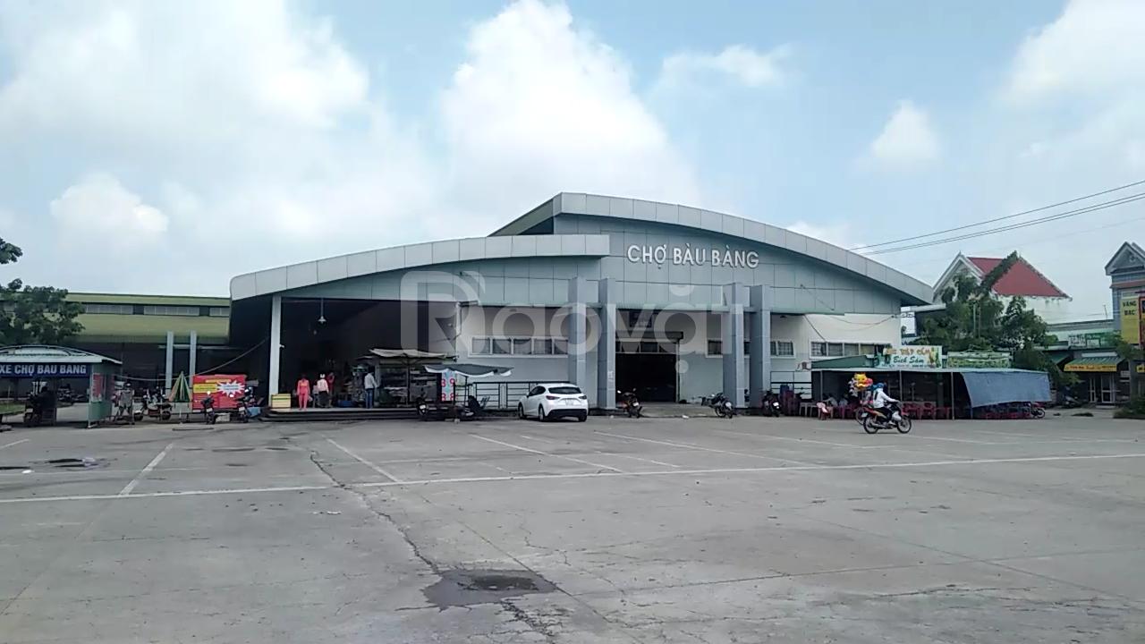 Bán đất trong trung tâm khu công nghiệp Bàu Bàng chỉ 599 triệu sổ đỏ