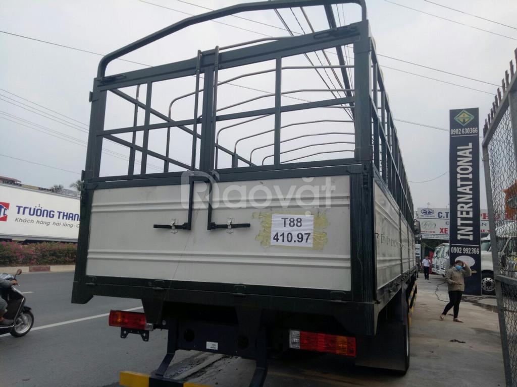 Xe tải Faw 7 tấn 2/ Faw 7t2 thùng dai 9 mét 7/ trả góp giá tốt