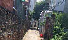 Bán đất mặt tiền 4m tại An Dương Vương quận Tây Hồ, ngõ thông