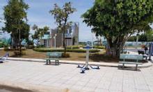 Đất thổ cư sổ riêng, liền kề trung tâm thị trấn Củ Chi. Giá 765tr/90m2