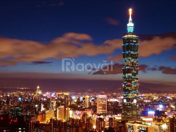 Tour Cao Hùng - Đài Trung - Đài Bắc - Ưu đãi Tết dương lịch 2020