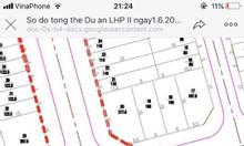 Cần bán đất nền 2 mặt tiền dự án Lê Hồng Phong II, Nha Trang