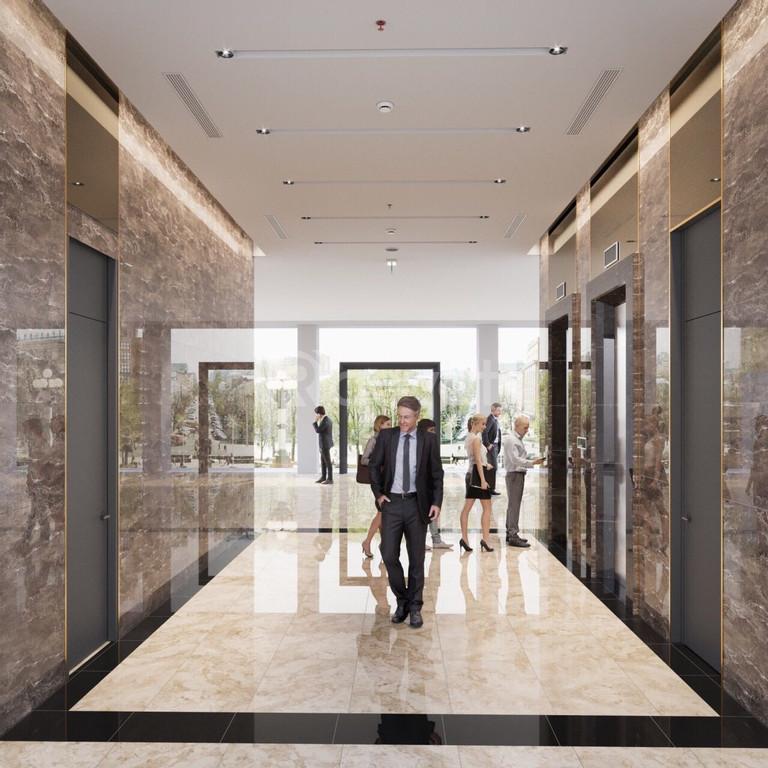 Văn phòng cho thuê cao cấp Parkview ngay cổng VSIP1, Bình Dương