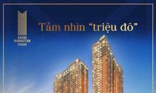Chỉ 3 tỷ sở hữu căn hộ 2PN hạng sang - Grand Manhattan trung tâm Q1.