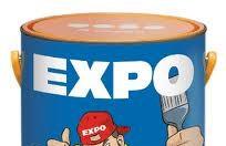 Cung cấp sơn dầu expo lớn miền nam