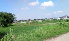Lô đất gần ngay bệnh viện Củ Chi, giá rẻ, có sổ hồng riêng