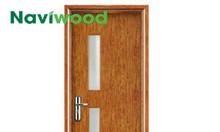 Cửa gỗ nhựa composite Naviwood tại Quận 2