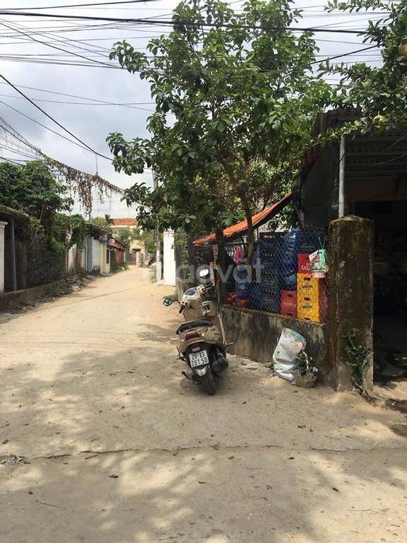 Bán 105m2 đất hẻm oto 242 Nguyễn Văn Linh chỉ 800tr