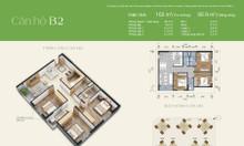 Căn hộ số 06 tòa nhà B6, tầng thấp chung cư Green Stars