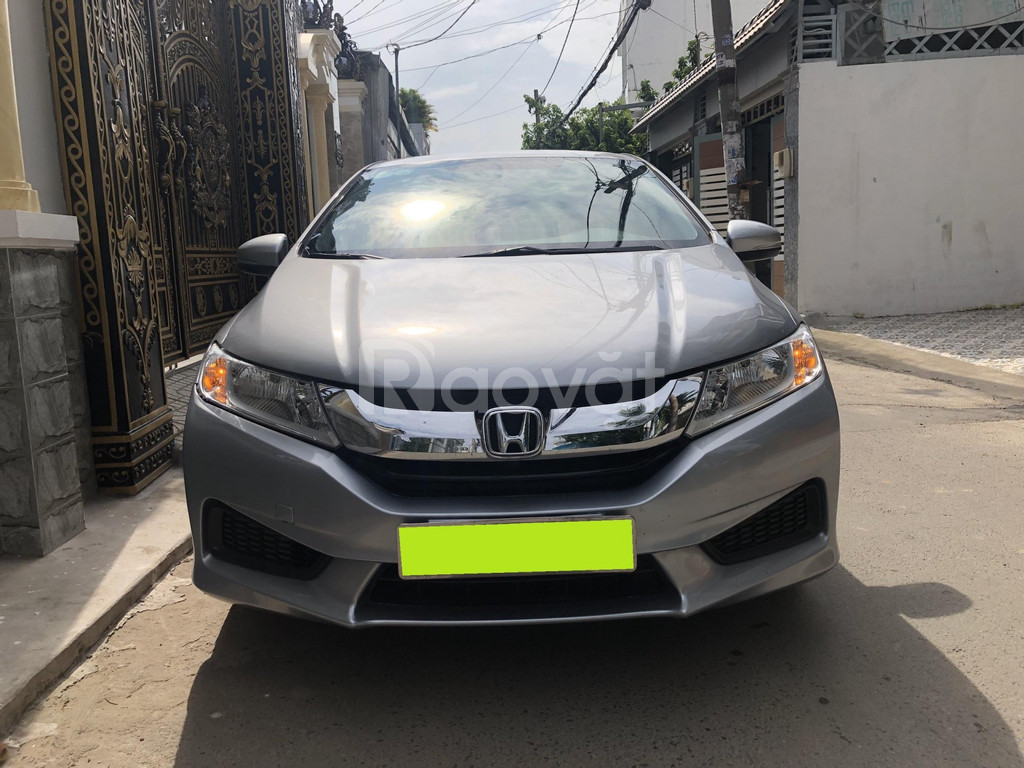 Honda City 2017 số sàn màu bạc