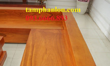 Ghế sofa đẹp gỗ gõ đỏ - SGĐ 19