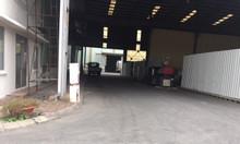 Bán kho xưởng khu công nghiệp An Khánh, Hoài Đức, Hà Nội dt 6300m2