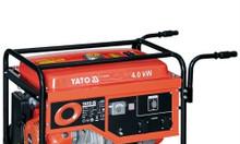 Máy phát điện chạy xăng khởi động đề 4.0kw Yato YT-85437E