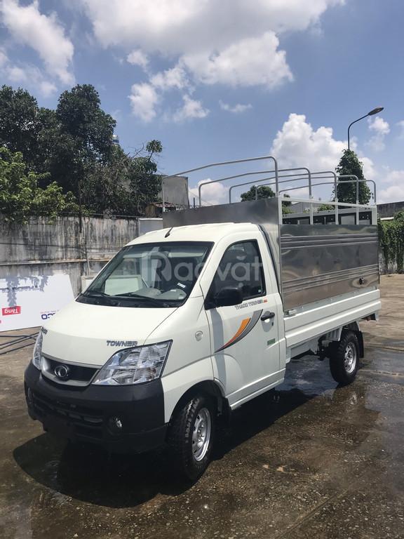 Xe tải Thaco towner990 990kg động cơ Suzuki