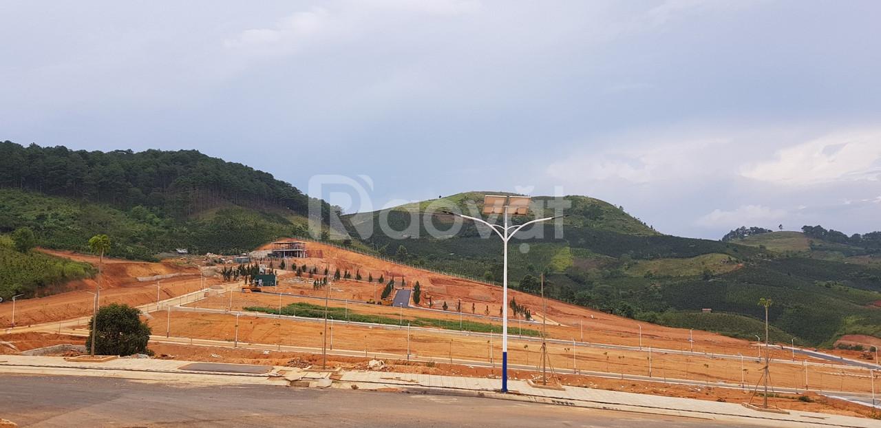 Ra hàng 5 lô đẹp dự án LangBiang Town Đà Lạt