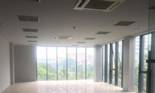 Cho thuê VP view phố Chùa Láng gần ĐH Ngoại Thương, 80m2, 22tr/tháng