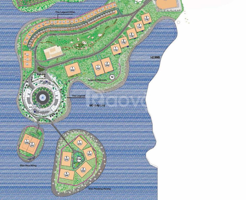 Bán Sky villa Flamingo Đại Lải chỉ hơn 1 tỷ đồng
