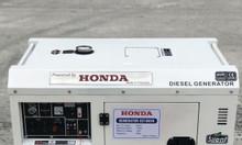 Bán máy phát điện Honda 10kva nhập khẩu chạy dầu chống ồn