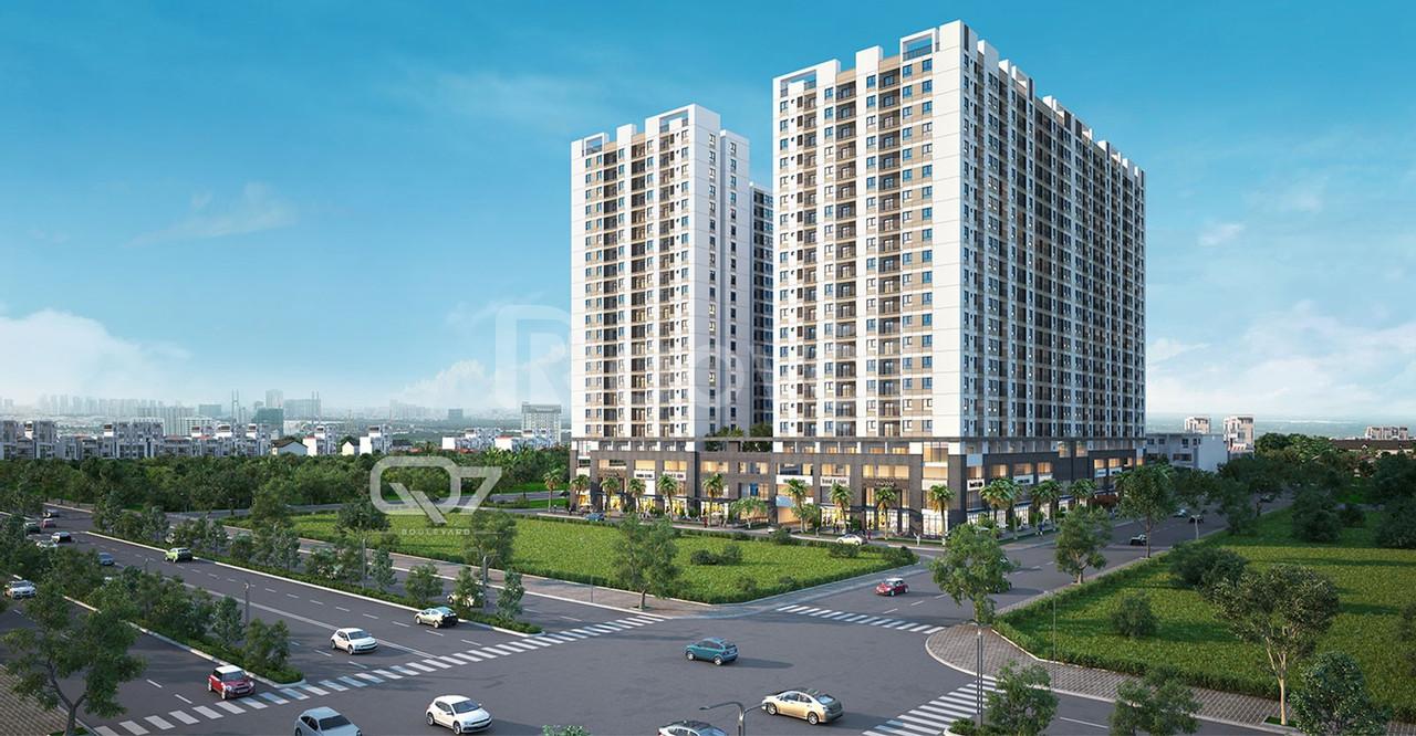 Mở bán tháp cuối cùng dự án Q7 Boulevard của Hưng Thịnh.