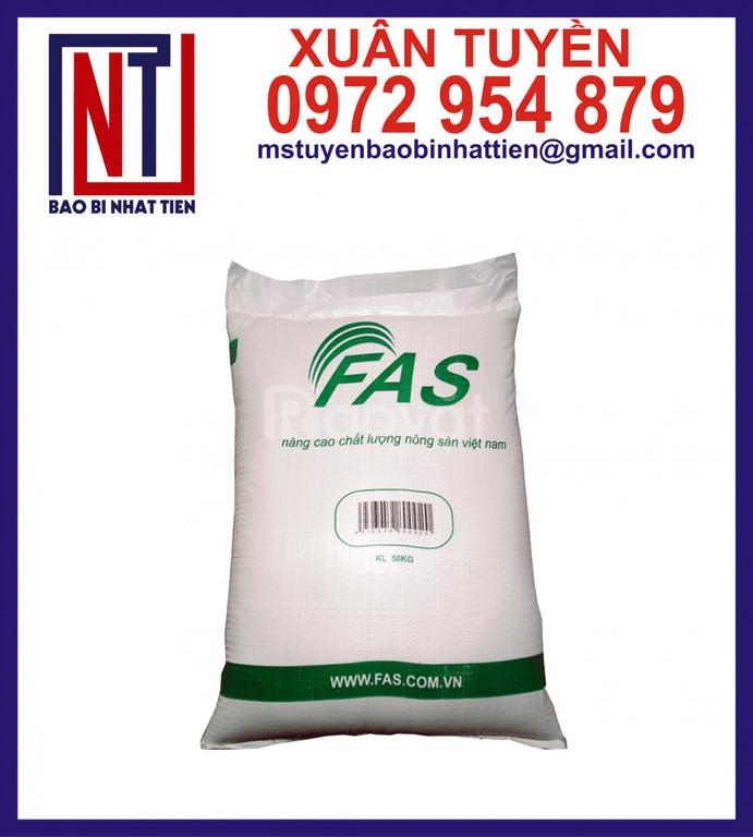 Chuyên cung cấp bao bì gạo 50kg (ảnh 4)