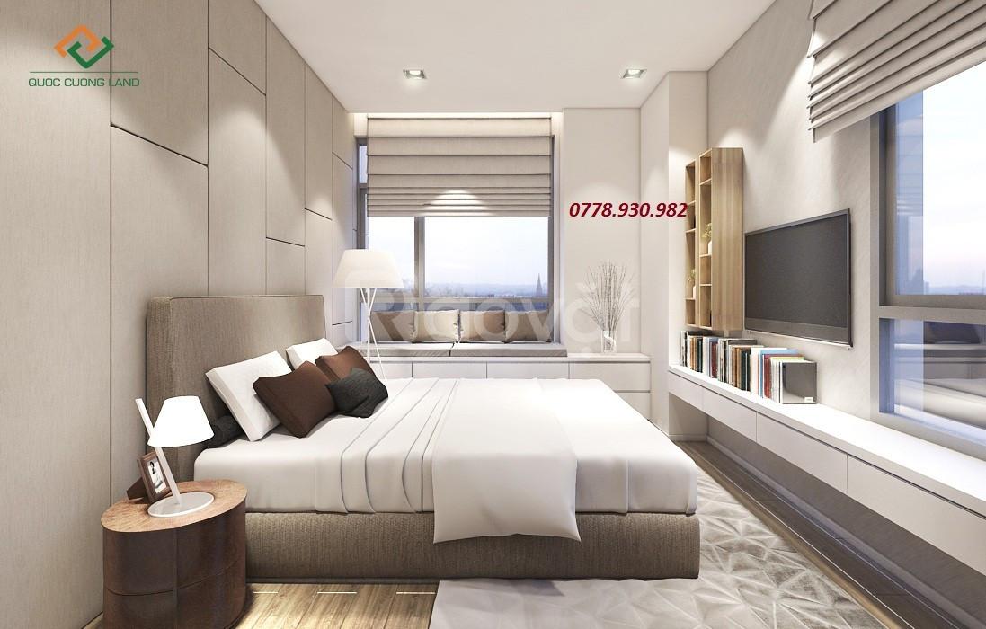 Cần bán căn hộ cao cấp Giai Việt mặt tiền đường lớn.