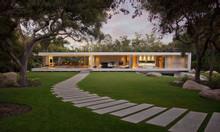 Biệt thự nhà vườn nghỉ dưỡng cao cấp, sử dụng điện năng lượng mặt trời