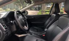 Cần bán Honda City AT Sản Xuất T6/2014 màu trắng, biển HCM