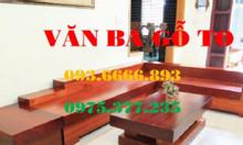 Sofa gỗ đẹp SGĐ09