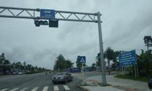 Nền đất nằm ngay UBND trung tâm Q.Bình Thủy, cách sân bay 10'!!!