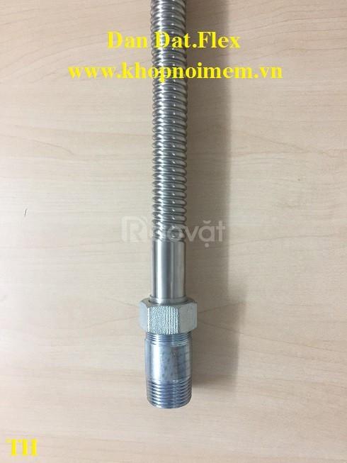Bô zin chống rung-ống mềm pccc-ống mềm inox chịu áp lực cao.