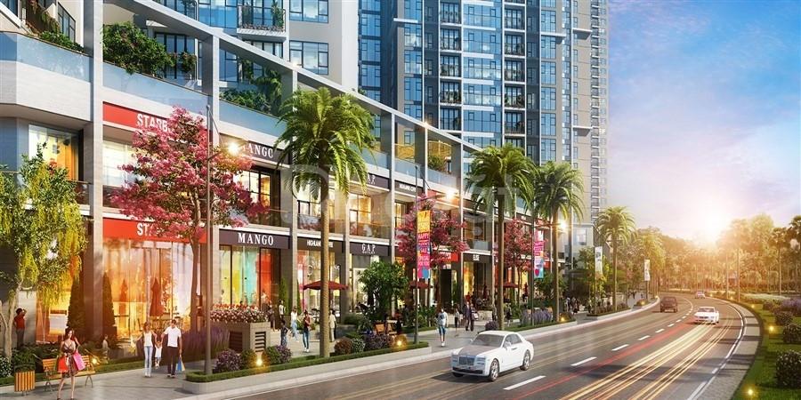 Nhà phố, Shophouse chỉ từ 2700 triệu1 trệt 1 lầu trung tâm thành phố