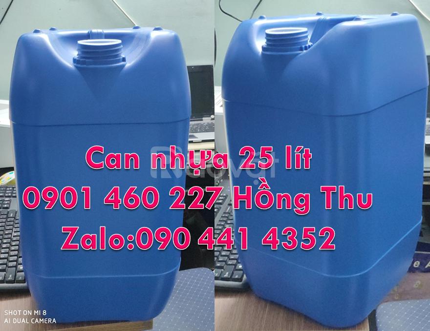 Can nhựa 30 lít đựng dung dịch,can đựng xăng 25 lít,can 20 lít
