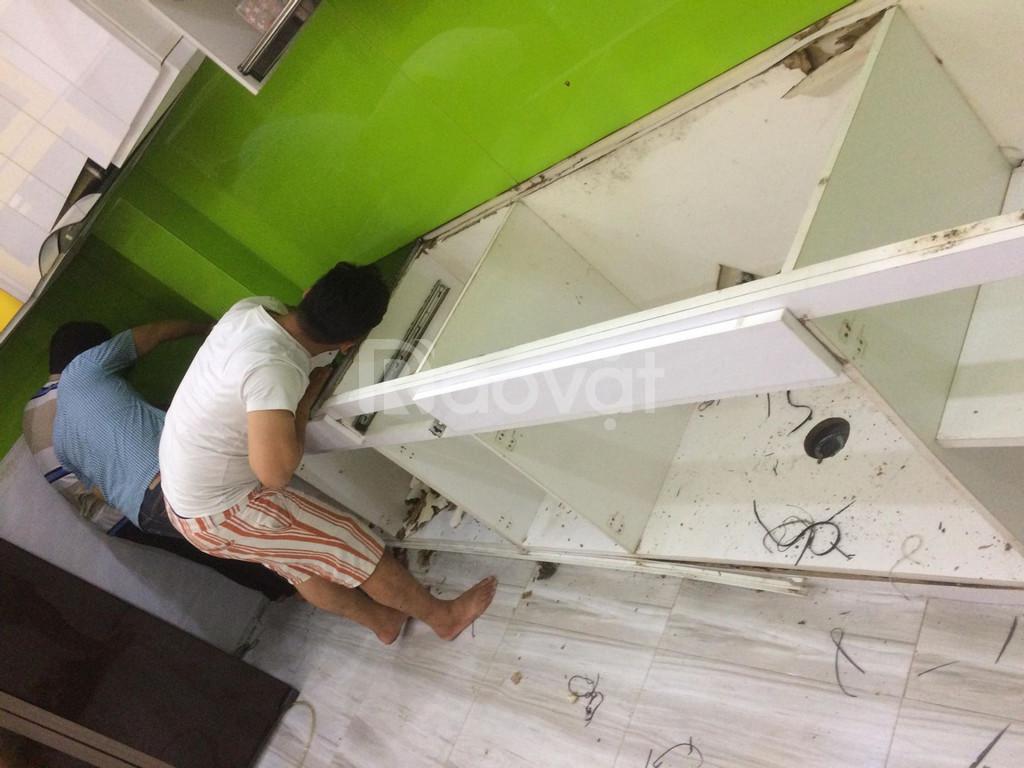 Sửa tủ bếp quận 1 TPHCM