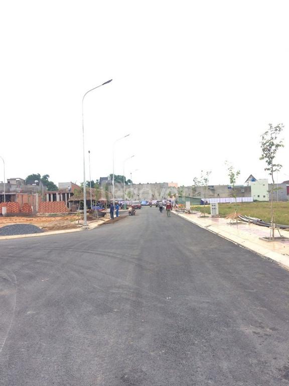 Bán đất gần chợ Tân Phước Khánh, chỉ từ 1.1 tỷ, hỗ trợ ngân hàng 70%