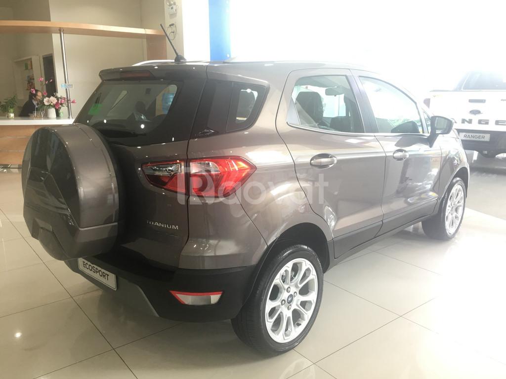 Ford EcoSport KM khủng