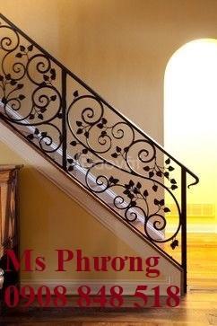 Đa dạng các mẫu cầu thang kiểu dáng hiện đại, sang trọng