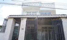 Bán nhà một trệt một lầu, phường Bình Chuẩn, Thuận An, Bình Dương
