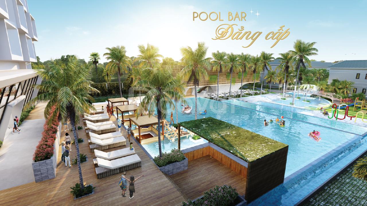 Parami Hồ Tràm là điểm lý tưởng cho kỳ nghỉ cuối tuần trọn vẹn.