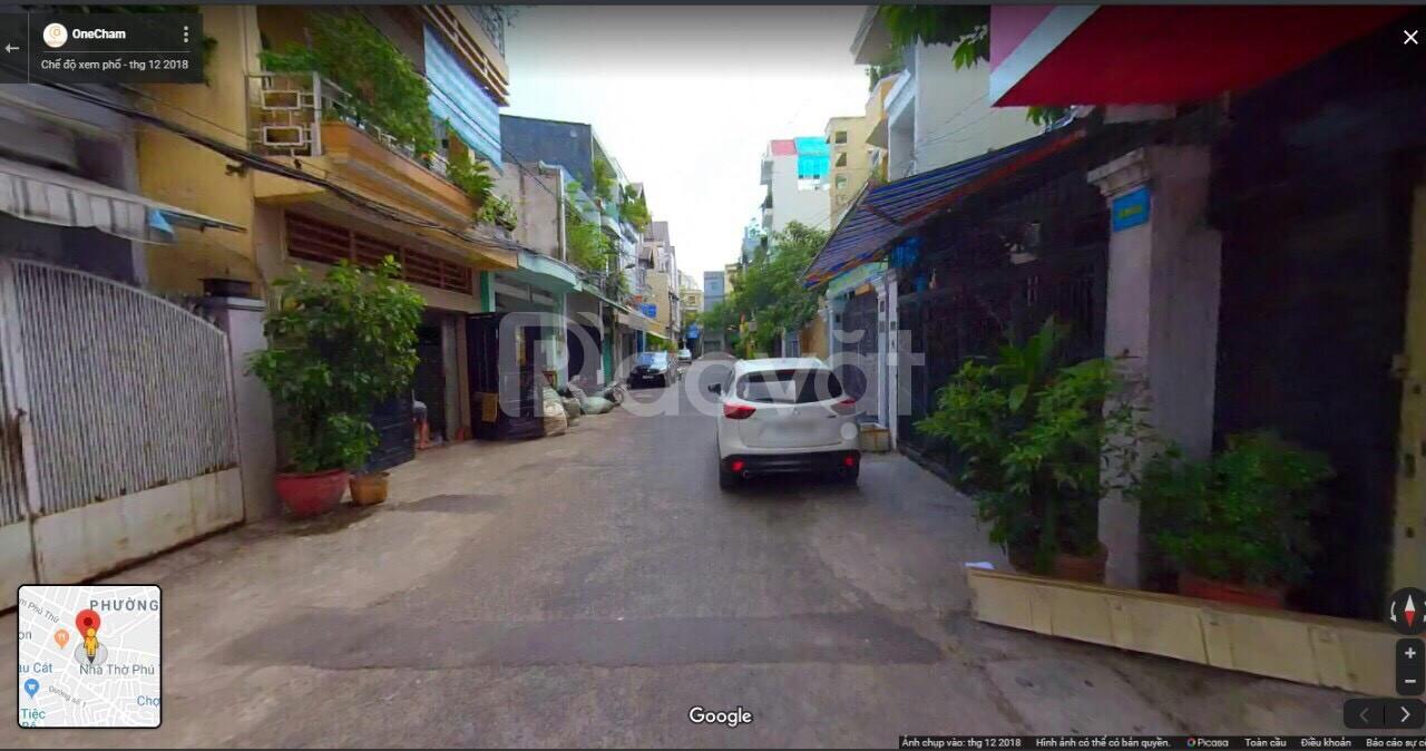 Bán nhà hẻm xe hơi 1017 Lạc Long Quân, Q.Tân Bình, DT: 8x20m, hẻm 8m
