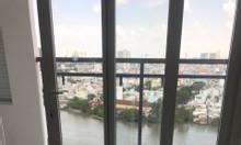 Chính chủ cho thuê căn Florita Q7, dt 57m2, full nội thất, view sông