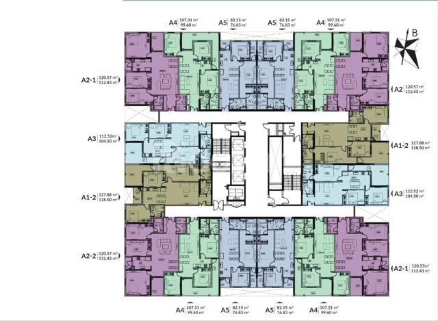 Căn hộ HPC Landmark 105 từ 500tr nhận nhà ở ngay, ck 10%