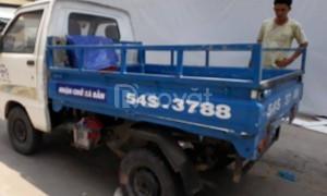 Xe ba gác chở thuê giá rẻ thị trường TPHCM (ảnh 6)